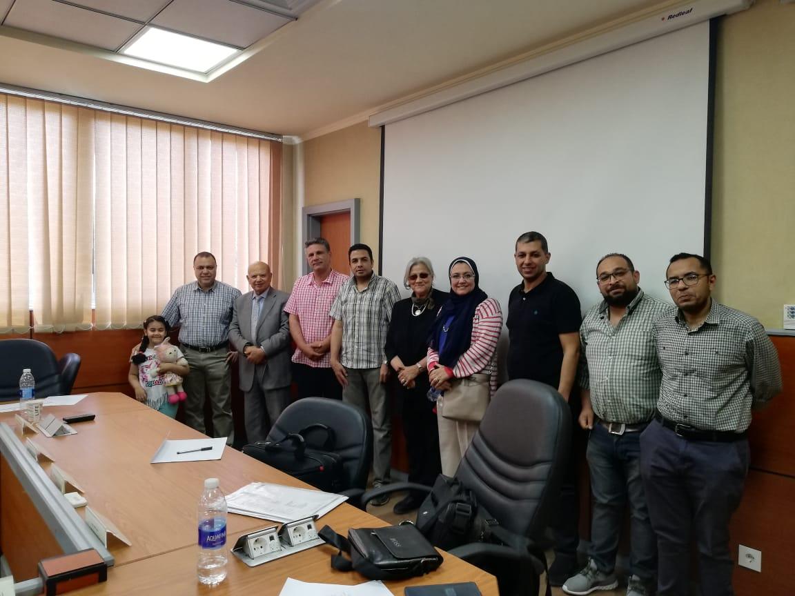 Egyptian Partners Internal Meeting