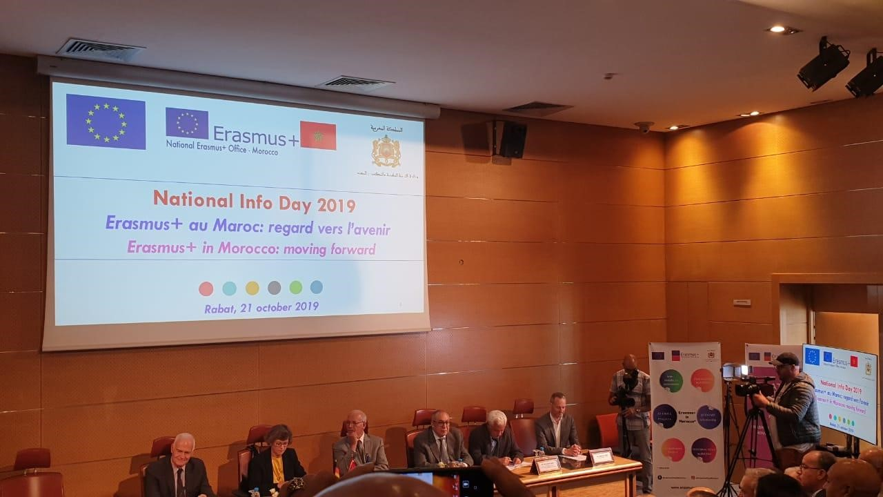 National Erasmus+ Day in Morocco