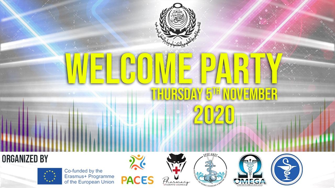 AASTMT Institutional Dissemination event on 5th of Nov 2020