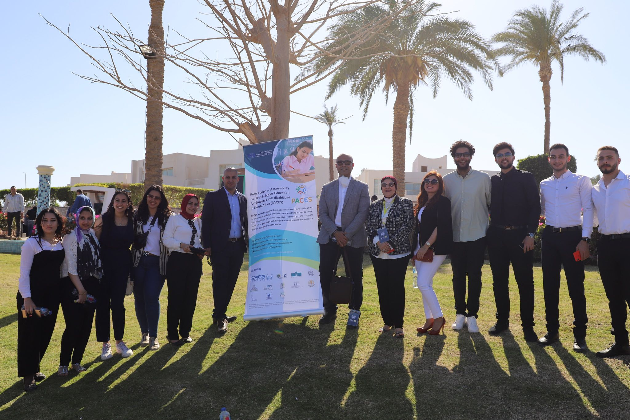 The 15th Pop-Up Visit of PACES Project Activities at AASTEC