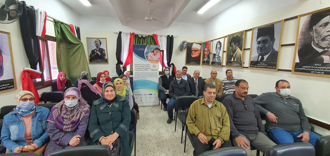 The 19th Pop-Up Visit of PACES Project Activities at Al-Sharawy