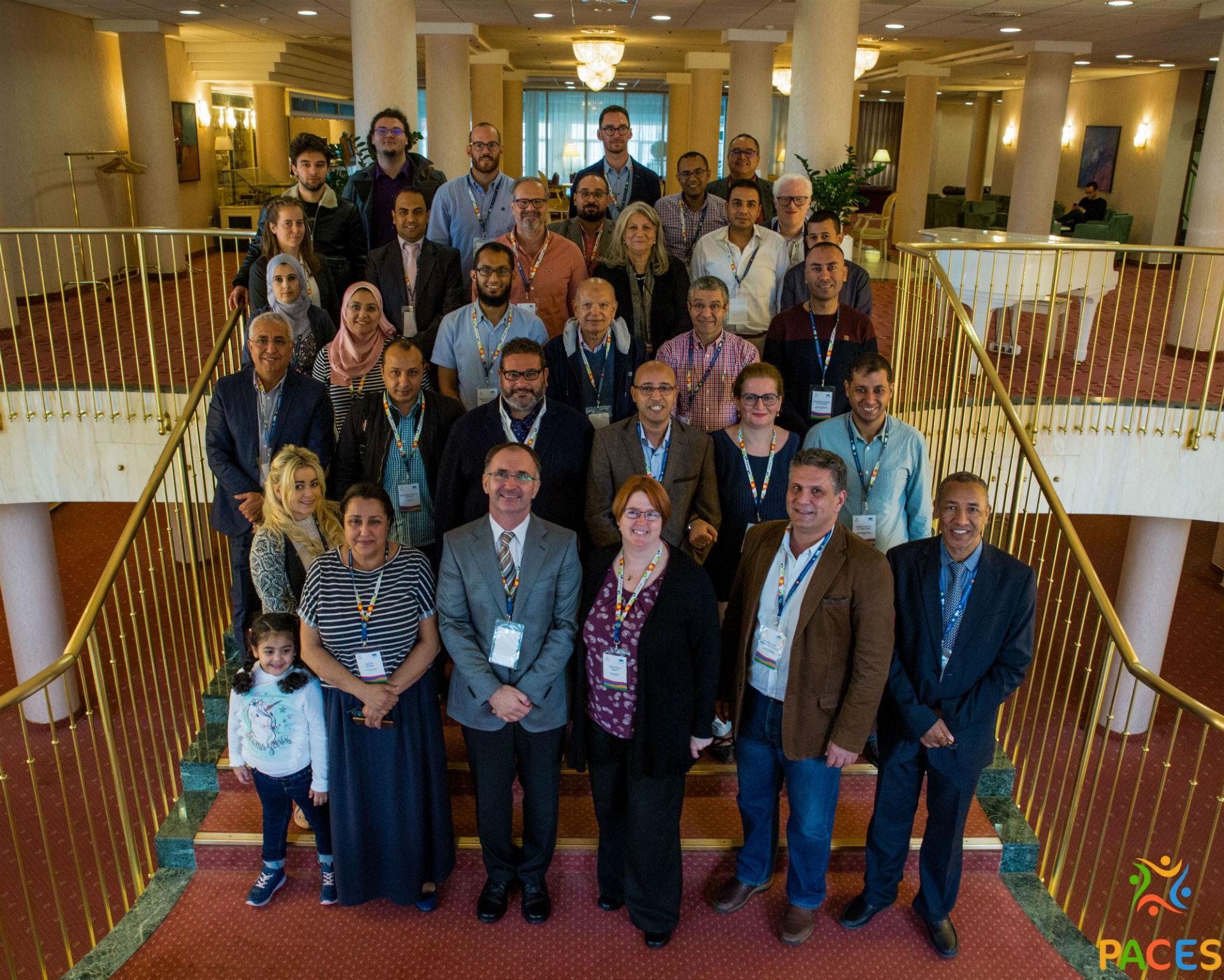الاجتماع الثالث للمشروع ، جامعة ماريبور ، سلوفينيا